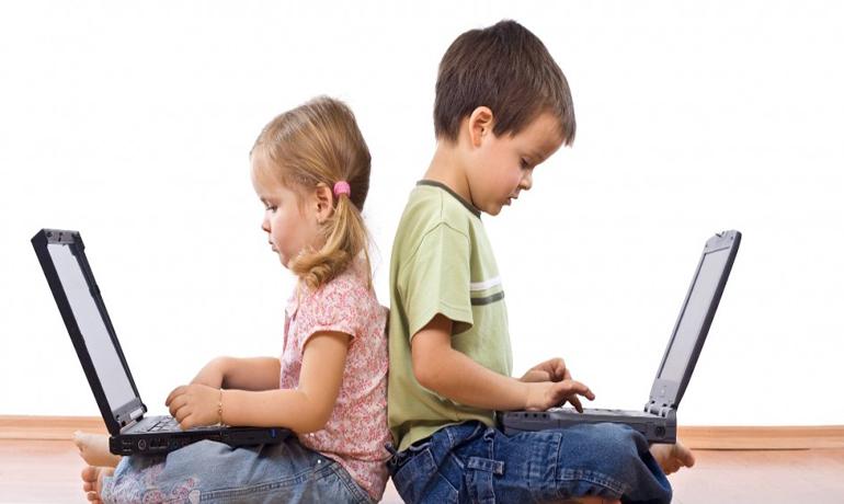 ¿Cómo y cuándo iniciar a los niños en la tecnología?