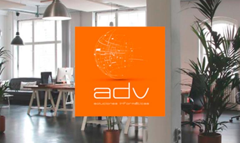 Soluciones Informáticas ADV renueva su imagen corporativa y presenta su nueva agenda web